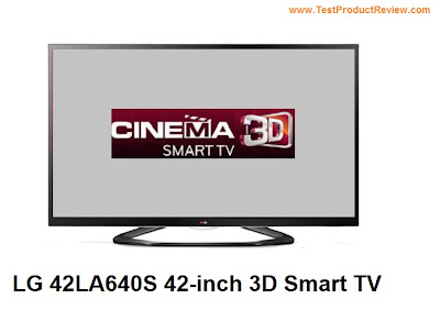 LG 42LA640S 42-inch 3D Smart TV review