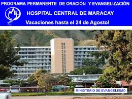 Evangelismo en el Hospital