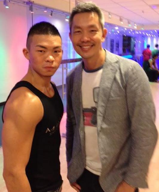 Singapore gay hunk