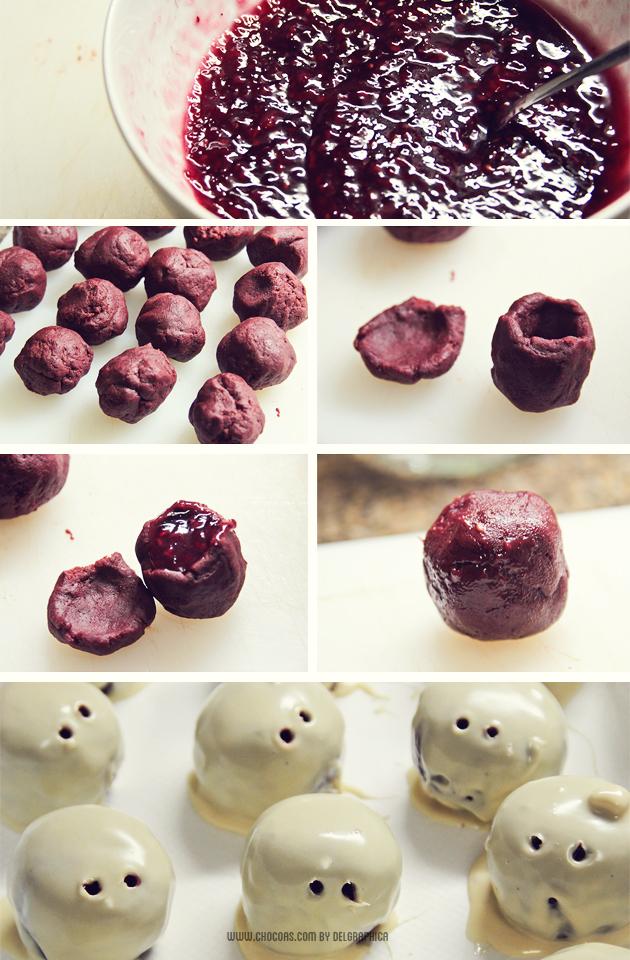 cakepops red velvet receta