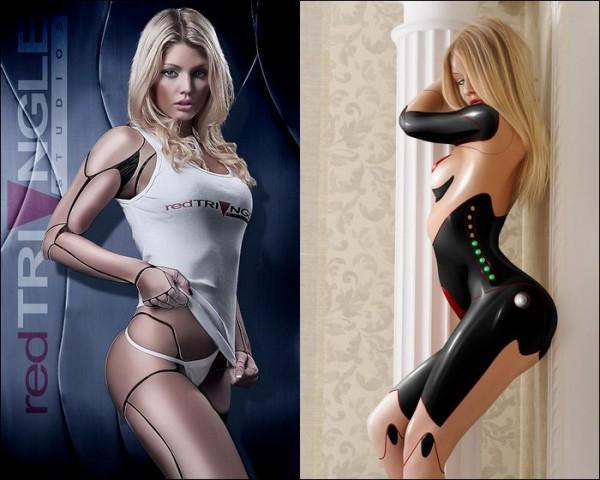 prostitutas robot prostitutas rubias