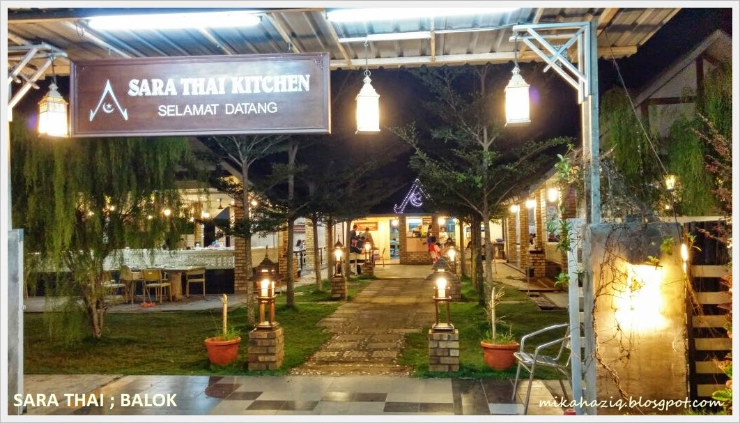 halal thai restaurant kuantan