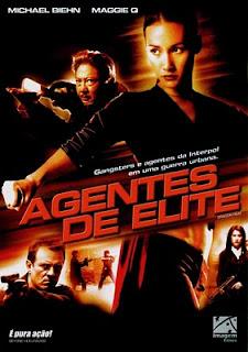 Agentes de Elite Dublado