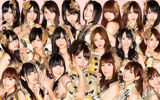 AKB48 Tapety HD 11