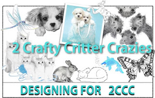 2 Crafty Critter Crazies