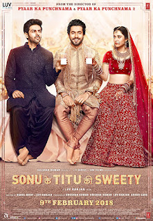 Sonu Ke Titu Ki Sweety 2018 Hindi Movie 190Mb hevc pDVDRip