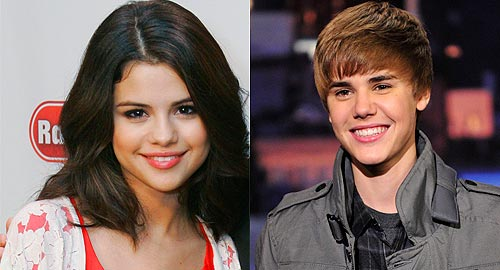 justin bieber kisses selena gomez video. Selena Gomez kisses the French