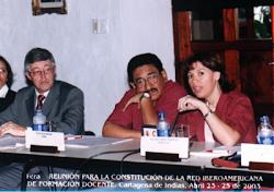 EL DOCTOR ELÍAS ROSSI EN CARTAGENA DE INDIAS