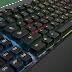 Corsair dévoile sa gamme de périphériques gaming : claviers/souris RGB et casques