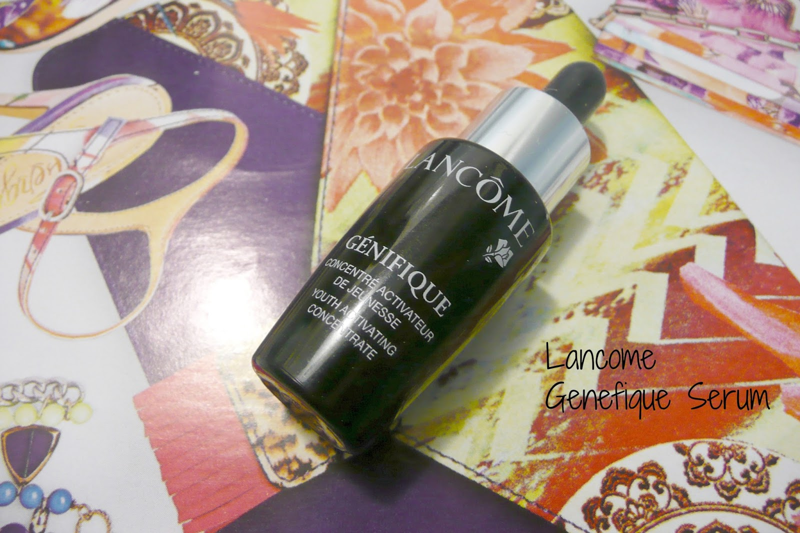Lancome Genefique Review