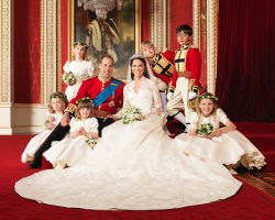 the royal wedding Pangeran William dan Kate Middleton