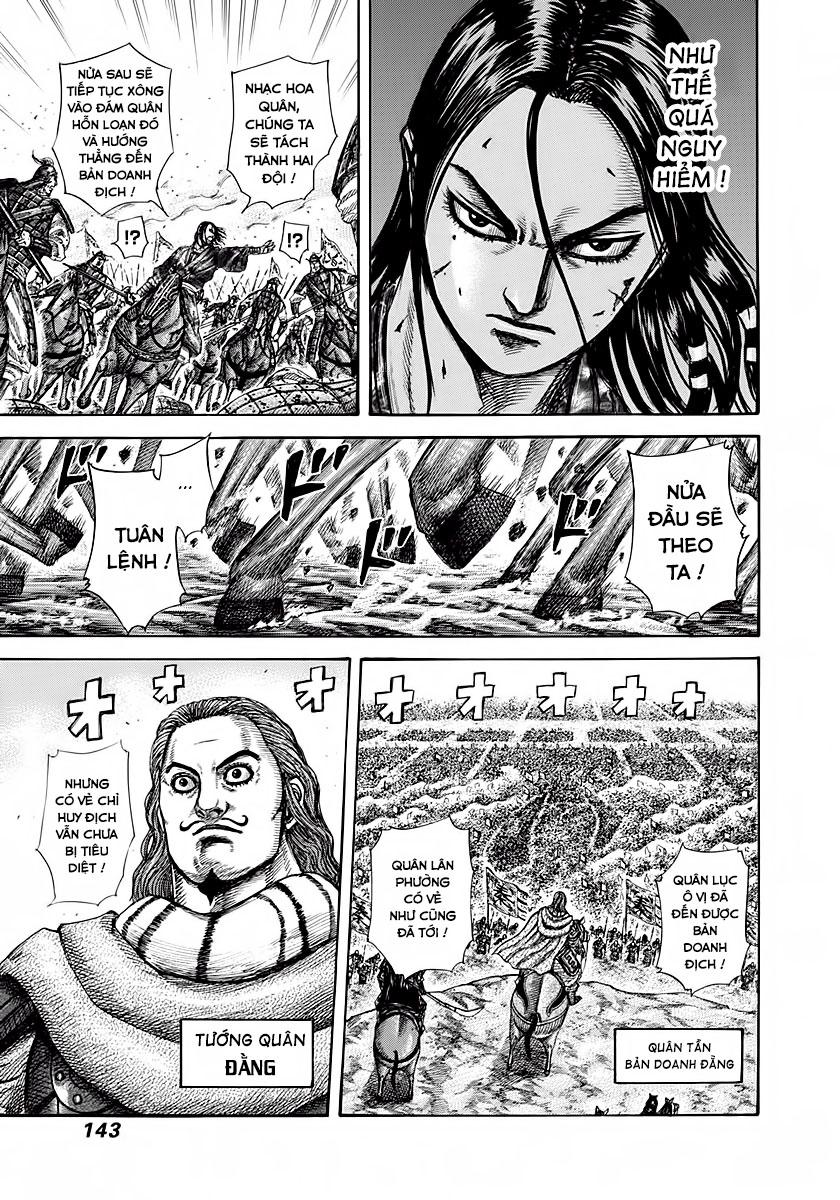 Kingdom – Vương Giả Thiên Hạ (Tổng Hợp) chap 280 page 10 - IZTruyenTranh.com