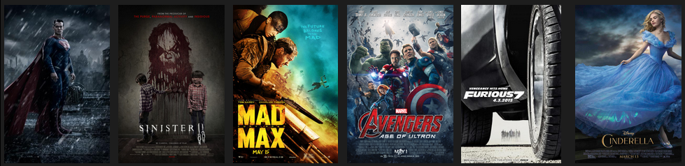 Daftar Film Terbaru 2015 Hollywood Bioskop Barat Box Office