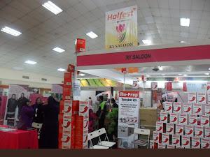 Tongkat Ali Nu-Prep 100 Bersama RY Saloon ' Halfest PWTC 2012'