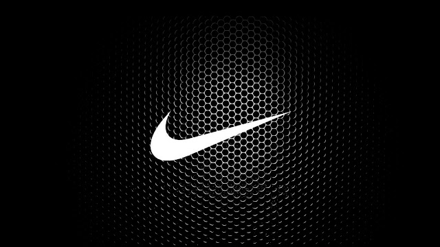nike logo wallpaper iron mesh