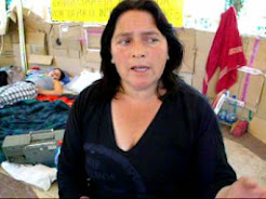 ENTREVISTA A GLORIA MONENY  AGRUPACIÓN VIENTOS DE LIBERTAD (Valdivia) agosto 2013