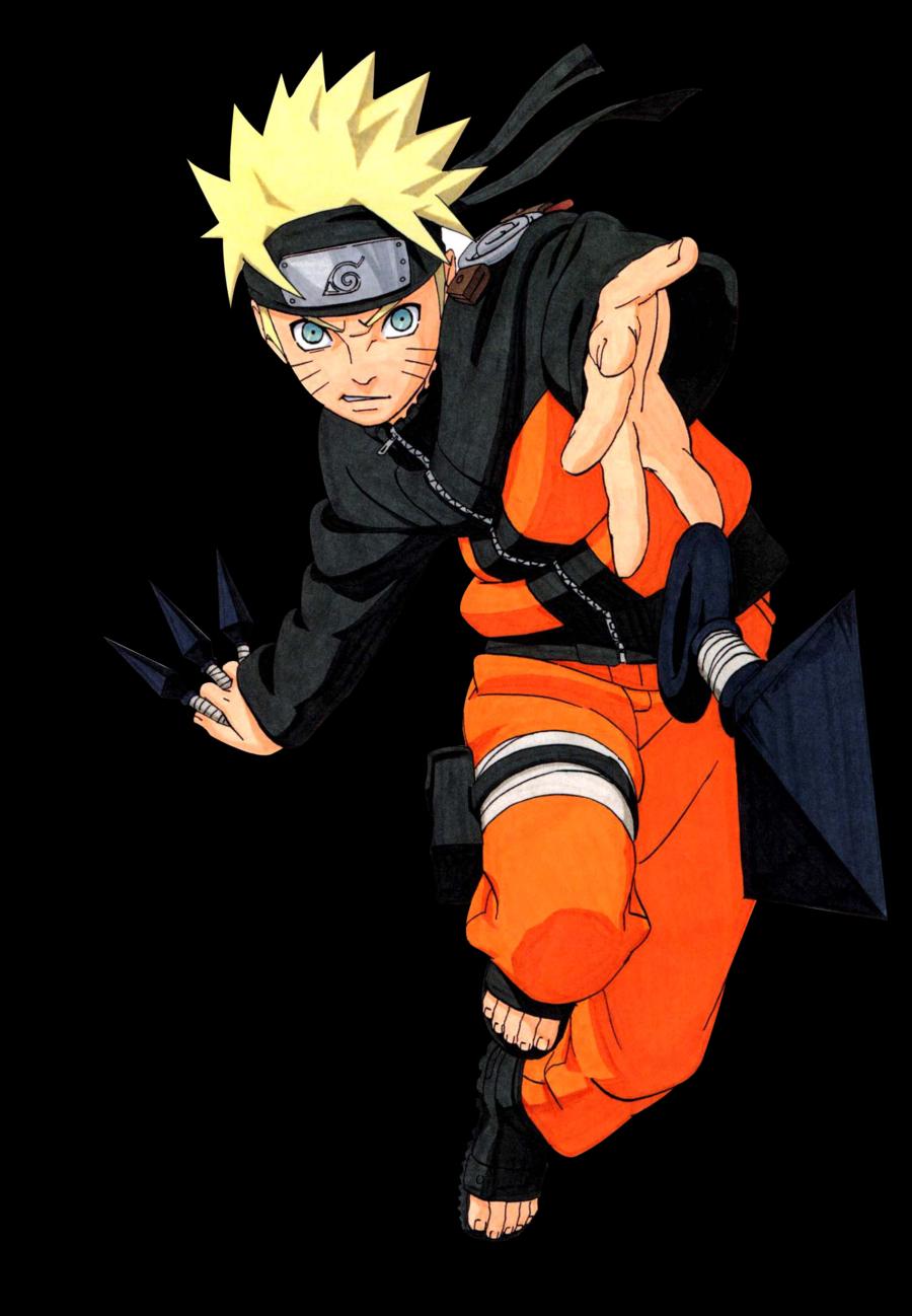 Gambar Naruto Uzumaki dewasa