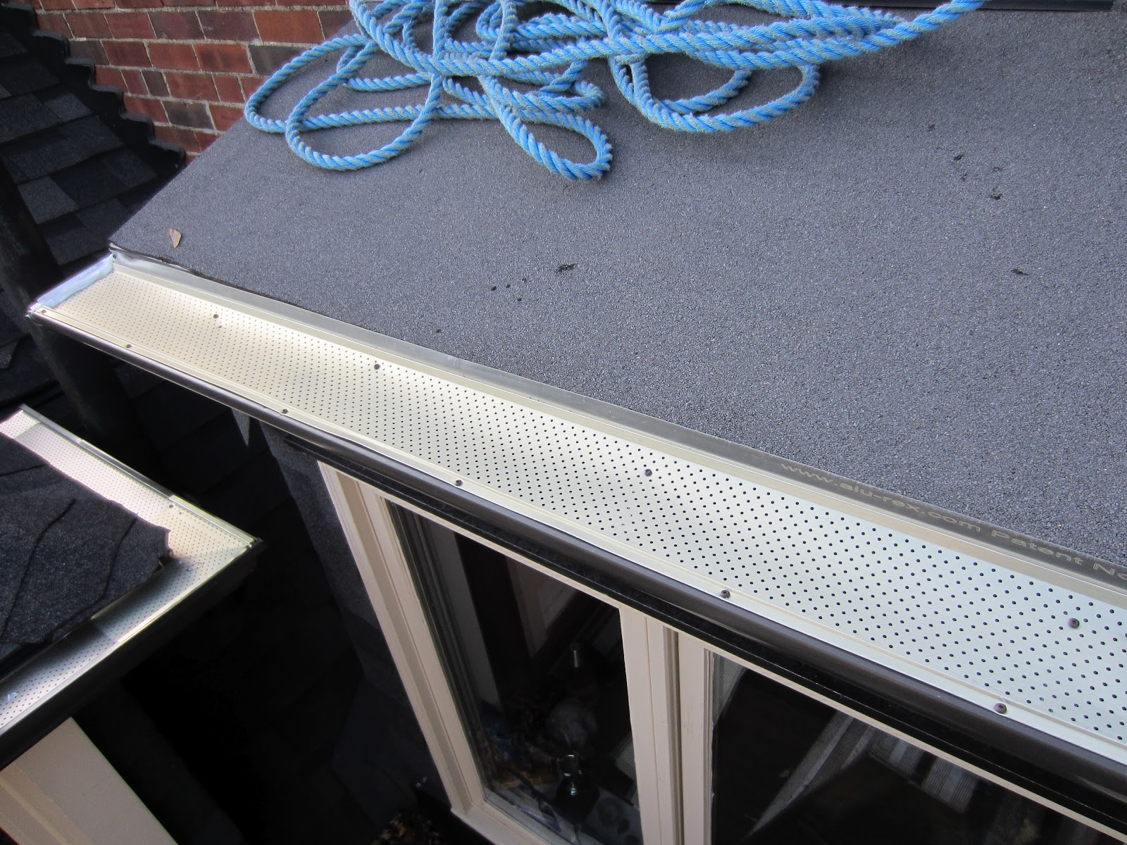 Rain Gutter Heater Cables : Toronto eavestroughing inch eavestrough and heater cables