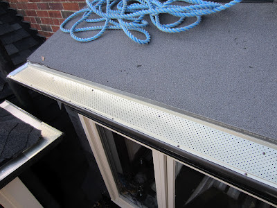 Gutter Clean Evestrough heater cable Scarborough Toronto