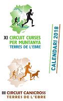 Circuit Terres de l'Ebre Curses per muntanya i Canicross