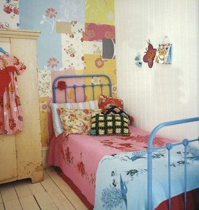 Escópicas: Habitaciones vintage
