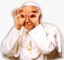 Alegria del Papa