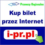 Kup bilet on-line na REGIO i interREGIO
