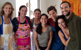 Formar un Club de Cocina