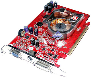 Pengertian VGA Card