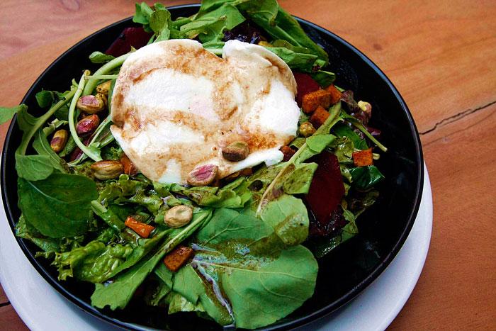 Tim Caprese Salad