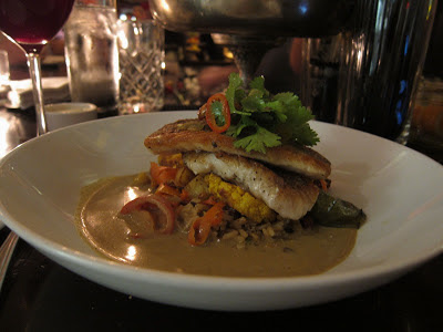 Black Sea Bass in Town Hall SF