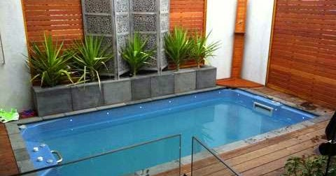 the beaver fever: kelebihan kolam renang dalam rumah