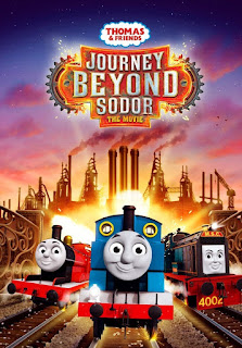 Thomas And Friends: Journey Beyond Sodor (2017)