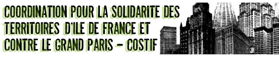 Coordination pour la solidarité des territoires d'Ile de France