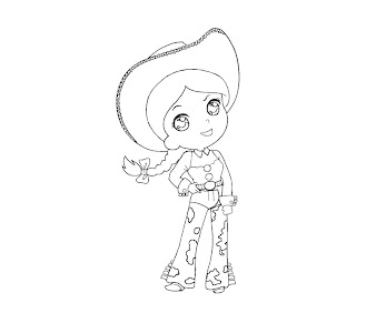 #11 Toy Story Coloring Page