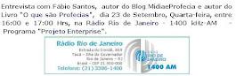 Audio da Entrevista com FábioSantos