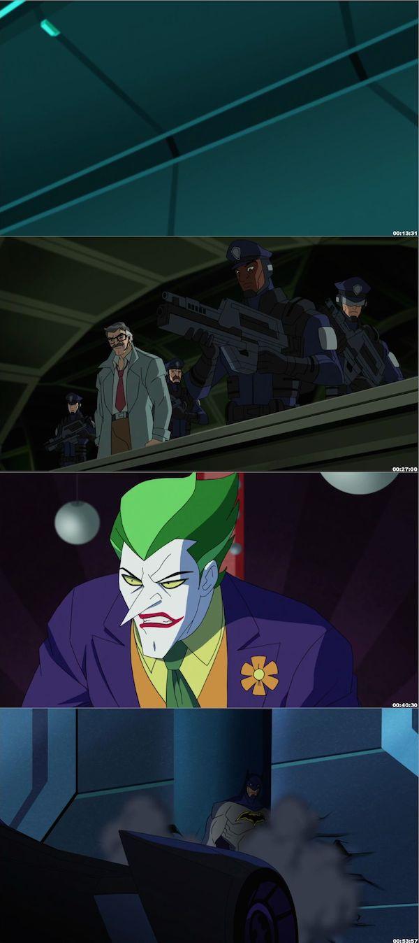 Batman Unlimited Monster Mayhem BluRay 720p 600mb