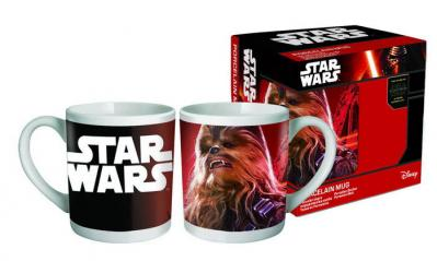 Taza Chewbacca Star Wars Episodio VII