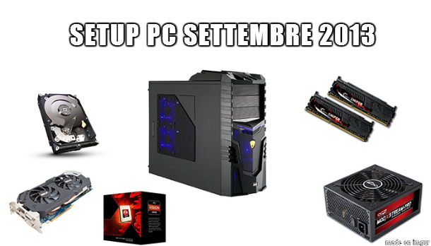 Is this a good setup for a custom computer?