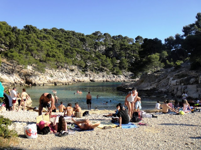port pin calanque