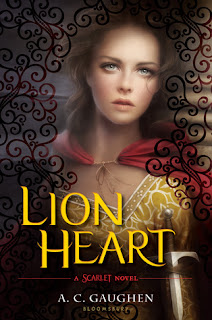 Lion Heart by A.C. Gaughan