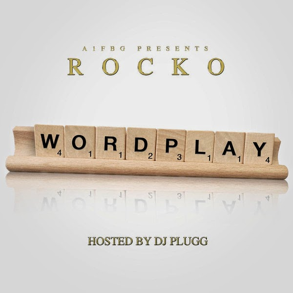 Rocko - Wordplay Cover