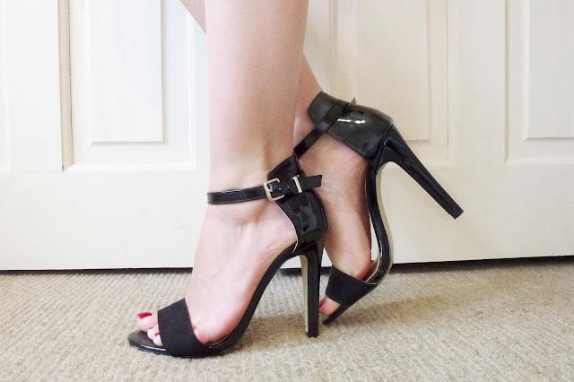 Primark Ankle Strap Heels