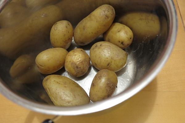 keitetyt perunat