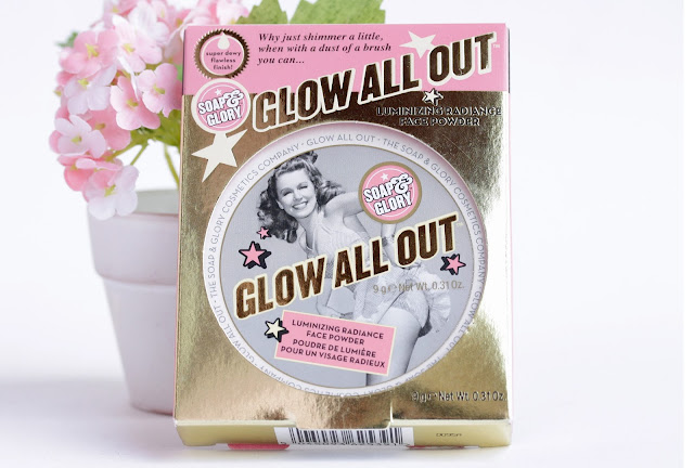 Soap & Glory Glow All Out Luminizing Face Powder