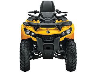 2013 Can-Am Outlander MAX DPS 800R ATV pictures 1