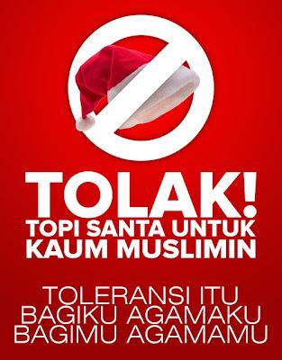 Perayaan dan Ucapan Natal Bersama serta Tahun Baru Dalam Islam