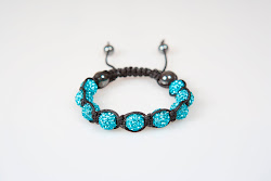 Crystal Coutures Shamballa Bracelets