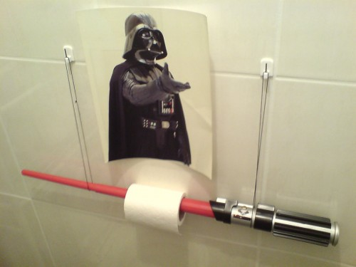 26 cool toiler paper dispensers and holders now that 39 s nifty Funny toilet paper holders