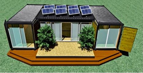 Energetska efikasnost: Jeftine energetski nezavisne kuće